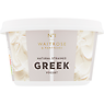 Waitrose & Partners No1 Greek Natural Strained Yogurt 500g