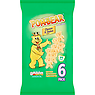 Pom-Bear Cheese & Onion Multipack Crisps 6 Pack