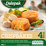 Dalepak 4 Cheese & Onion Crispbakes 360g