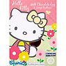 Kinnerton Hello Kitty Milk Chocolate Egg & Large Buttons 70g Hollow Milk Chocolate Egg