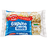 Mothers Pride 6 Soft & Tasty White Rolls