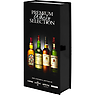 Premium Whisky Selection Miniature Gift Pack 4 x 5cl