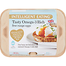 Intelligent Eating Tasty Omega-3 Rich 6 Free Range Eggs 318g
