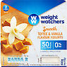 Weight Watchers Toffee and Vanilla Flavour Yogurts 4 x 110g Toffee