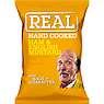 Real Handcooked Ham & English Mustard Flavour Potato Crisps 35g