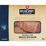 William Sprott of Portadown Traditionally Dried Rindless Back Bacon 180g