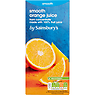 Sainsbury's Smooth Orange Juice from Concentrate 1L