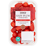 Tesco Baby Plum Tomatoes