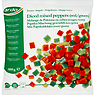 Ardo Diced Mixed Peppers (Red/Green) 1000g