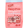 Fabulous Freefrom Factory Dairy Free Raspberry Ice Bites 200g