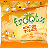 Frootz Orange Yogurt Coated High Fruit Buttons 16g
