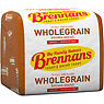 Brennans Wholegrain Brown Bread 10 Full Size Slices 400g