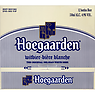 Hoegaarden Belgian Wheat Beer Bottles 12 x 330ml