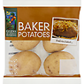 Glens of Antrim Potatoes 4 Baker Potatoes