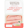Essential Waitrose & Partners British Finely Sliced Honey Roast Ham 2 x 180g