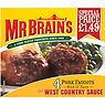 Mr Brain's 4 Pork Faggots in a West Country Sauce 478g