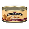 Crown Prince Clams Minced