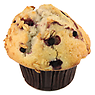 Starbucks Skinny Blueberry Muffin