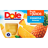 Dole Fruit in Juice Pineapple 4 x 113g (452g)