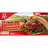 Ross 4 Prime Beef Quarter Pounders 454g