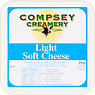 Compsey Creamery Light Soft Cheese 2kg