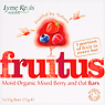 Lyme Regis Foods Fruitus Moist Organic Mixed Berry and Oat Bars 5 x 35g