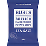 Burts British Hand Cooked Potato Chips Sea Salt 40g