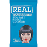 Real Handcooked Sea Salt & Malt Vinegar Flavour Potato Crisps 50g