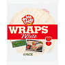 Irish Pride 6 White Wraps 400g
