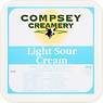 Compsey Creamery Light Sour Cream 2kg