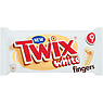 Twix White Chocolate Biscuit Fingers 9 x 23g