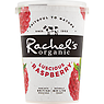 Rachel's Organic Luscious Raspberry Naturally Bio-Live Yogurt 450g