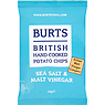 Burts British Hand Cooked Potato Chips Sea Salt & Malt Vinegar 40g