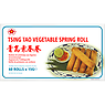 Gold Plum Tsing Tao Vegetable Spring Roll 60 x 15g