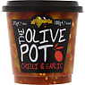 Areolives The Olive Pot Chilli & Garlic 375g