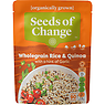 Seeds Of Change Organic Brown Rice and Quinoa 240g