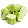Cucumber, Peeled