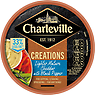 Charleville Lighter Spreadable Mature Cheddar with Black Pepper 125g