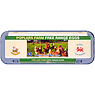 Poplars Farm Twelve Free Range Eggs Large