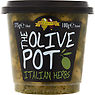 Areolives The Olive Pot Italian Herbs 375g