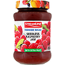 Streamline Reduced Sugar Seedless Raspberry Jam with Extra Fruit 454g