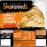 Sharwood's Garlic & Coriander Poppadoms x8