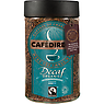 Cafedirect Fairtrade Organic Decaf Smooth Instant Coffee 100g