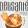 Delisante Roasted Pepper & Goat's Cheese Tartlet 160g