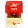 Dragon Sliced Mature Welsh Cheddar 10 Slices 200g