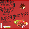 Milano Classic Sloppy Giuseppe Spicy Beef & Green Pepper Pizza 305g