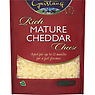 Dewlay Cheesemakers of Garstang Rich Mature Cheddar Cheese 200g