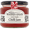 The Wooden Spoon Preserving Company Little Diablo Chilli Jam 190g