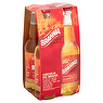 Brahma Brazilian Lager Beer Bottles 4 x 330ml