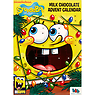 Nickelodeon Spongebob Milk Chocolate Advent Calendar 65g